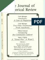 TheJournalOfHistoricalReviewVolume10 Number 1 1990