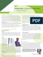 A Level Psychology SM Diagnosing Psychological Abnormality Poster