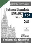 Sed Superior Lingua Portuguesa