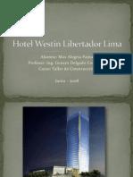Hotel Westin Libertador Lima