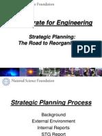 Reorganization Presentation