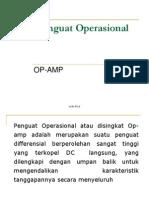 Teori Op Amp