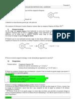 TS - Chimie - Dosage de l Aspirine