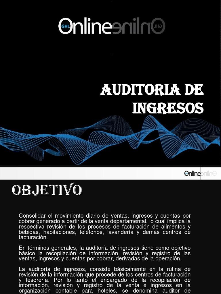 44258489 Auditoria de Ingresos Con Plantilla