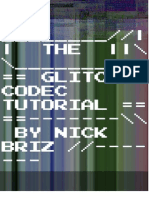 Glitch Codec Tutorial