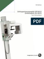 Orthopantomograph® OP100 D