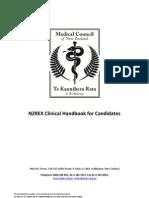 NZREX Clinical Candidate Handbook