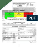 011.- Trabajo Obras Civil