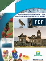 Rima - Relatório de impactos ambientais comperj
