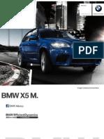 Ficha Tecnica BMW X5 M (Automatico) 2013