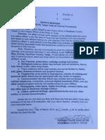 Kaufman County Search Warrant