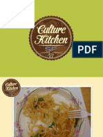 Culture Kitchen Pitch Deck