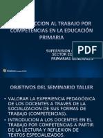 Introduccion Al Trabajo Por Competencias Sector 19