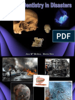 Forensic Dentistry in Disasters