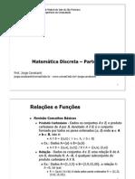 Matemática Discreta - Jorge Cavalcanti