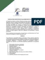 SSA Convocatoria 2005-01