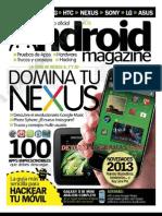 Revista Android Magazine Febrero 2013