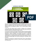 Licencias Creative