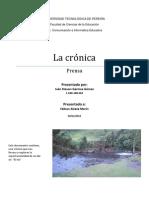 Cronica en El Rio Renacemos