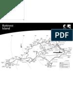 Rottnest Explorer Map