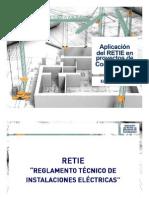Seminario RETIE MonterÃ-a