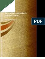 Racionalidad Argumentacion y Decision Judicial 1