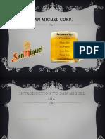 About San Miguel Corporation