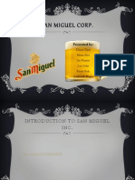 About San Miguel Corporation