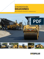 Catalogo Sobre Pavimentacion Con Equipo Pesado