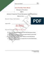 ERP 1 - Asbestos Competent Person Rev 0