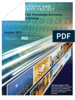 An Overview of the Knowledge Economy, With a Focus on Arizona