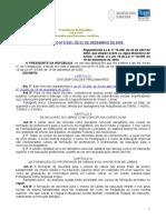 Decreto 5626 22 Dez 2005 Licenciaturas