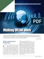 WLAN 3G Off Load in Shandong China