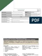 Proceso Evaluacion - Certificacion de Cl