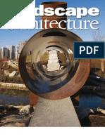 Landscape Architecture - February 2010 (Malestrom)