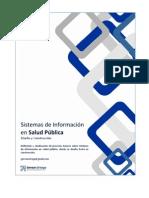 Sistemas de Información en Salud Pública - Diseño y Construcción
