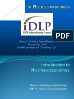 Pharmacoeconomics PDF