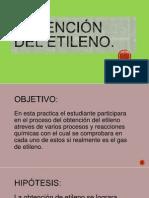 OBTENCIÓN DEL ETILENO