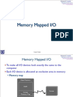 Memory Mapped IO Very Good