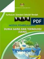 Modul Pembelajaran Sains Tahun 2 Versi BM