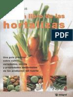 El Gran Libro de Las Hortalizas