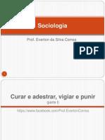 10 Curar e Adestrar Vigiar e Punir I Sociologia 2 EM Aula 10 2012
