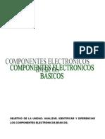 COMPONENTES ELECTRONICOS BASICOS