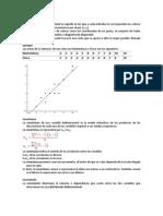 Estadística bidimensional