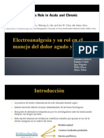 Electroanalgesia Final