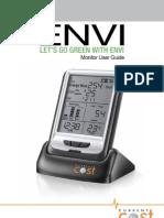 Current Cost ENVI Manual LR