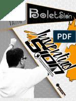 Boletín Juventud Sión 01 de Abril de 2013
