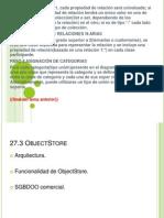 rouss 27.3 ObjectStore