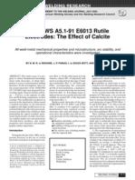 AWS A5.1