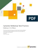 WP NBU 7 1 BestPractices for VMware